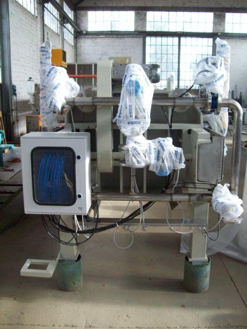» VERLICCHI S.R.L. fornisce 1 filtro-pressa VR VA 800x800