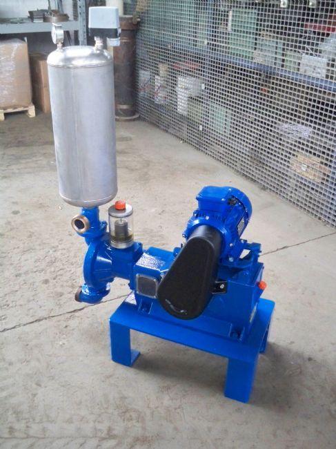 » Pompa di alimentazione a pistone-membrana VR2M