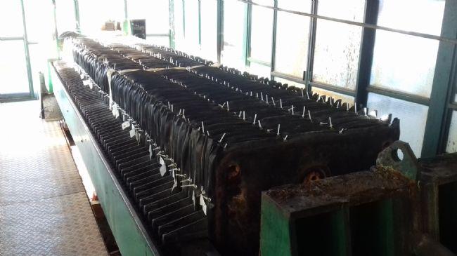 » N.02 filtro-pressa DM AUTOMAT 800x800 70 piastre